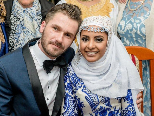Interracial Couple Velda & Sanel - Mostar, Federation of Bosnia and Herzegovina, Bosnia and Herzegovina