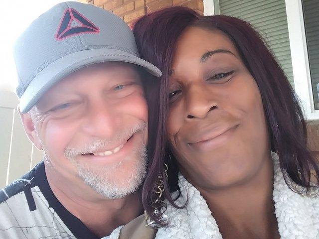 Interracial Couple Connie & Kevin - Arvada, Colorado, United States
