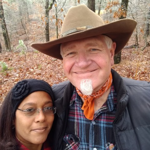 Interracial Marriage - How the Horseman Met His Renegade | DateWhoYouWant - Mary & Terry