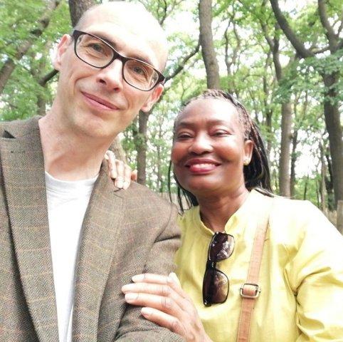 Black Women White Men - She Liked Him, and He Felt Likewise | DateWhoYouWant - Eucharia & Richard