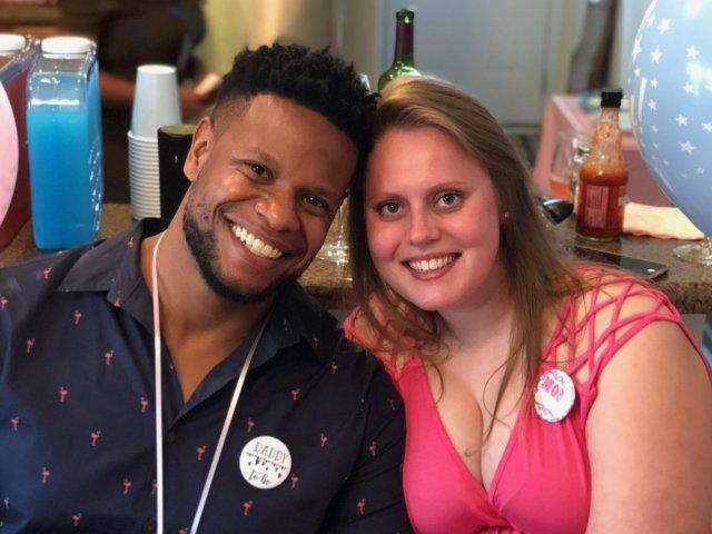 Interracial Marriage Abby & Tyrell - Richmond, Virginia, United States